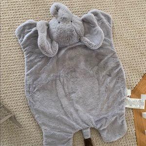 Pottery Barn Kids elephant play mat